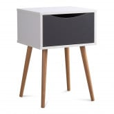 Nachttisch aus Holz Babi  , Miniaturansicht 2