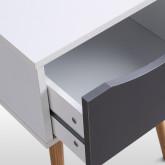 Nachttisch aus Holz Babi  , Miniaturansicht 3