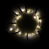 Dekorative LED-Girlande mit Clips (3,5 m) Inça, Miniaturansicht 3