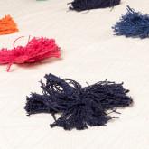 Decke Plaid in Baumwolle Fest, Miniaturansicht 4