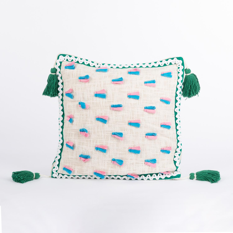 Kissenbezug aus Baumwolle Yamir, Galeriebild 1