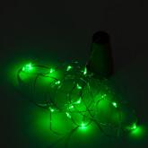 Guirnalda LED de botella LUX