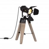Lámpara de Mesa Trípode Cinne