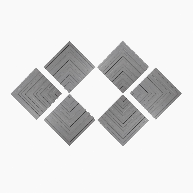 Dekoratives Paneel Zon [6 uds], Galeriebild 1