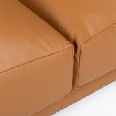 2er-Sitz-Sofa Baldur aus Kunstleder, Miniaturansicht 5