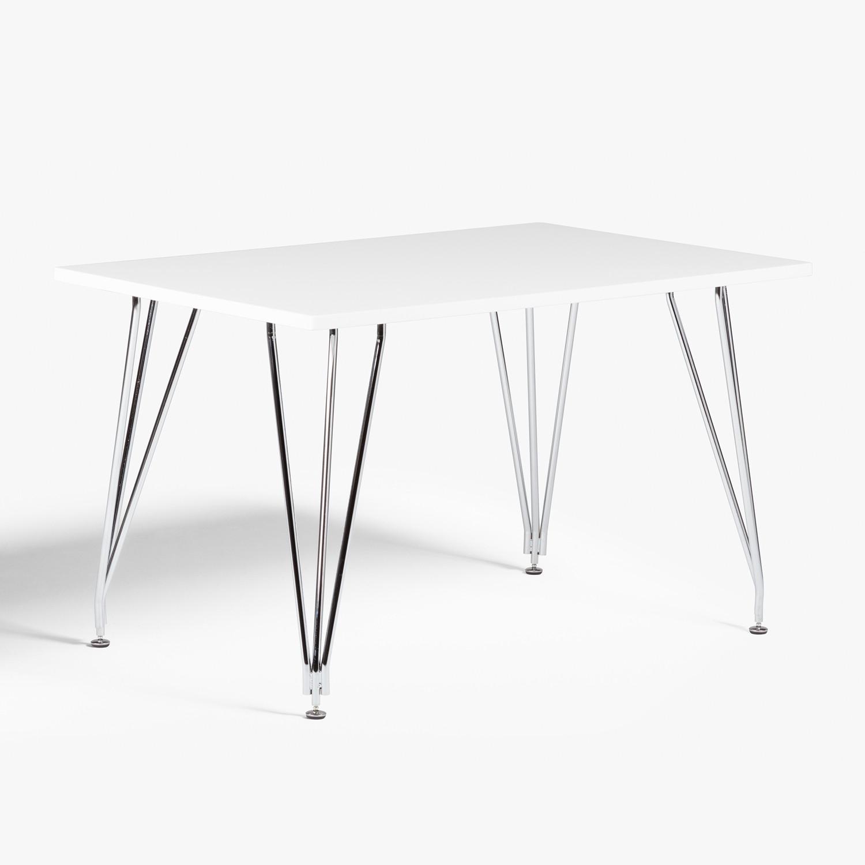 Tisch Angy metalisiert, Galeriebild 1