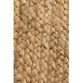 Natürliche Jute Fußmatte (90x60 cm) Airo, Miniaturansicht 5