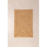 Natürliche Jute Fußmatte (90x60 cm) Airo, Miniaturansicht 3