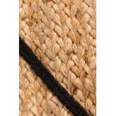 Naturjute-Teppich (240,5x162 cm) Dyamo, Miniaturansicht 5