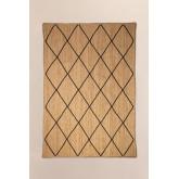 Naturjute-Teppich (240,5x162 cm) Dyamo, Miniaturansicht 3