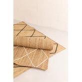 Naturjute-Teppich (240,5x162 cm) Dyamo, Miniaturansicht 4