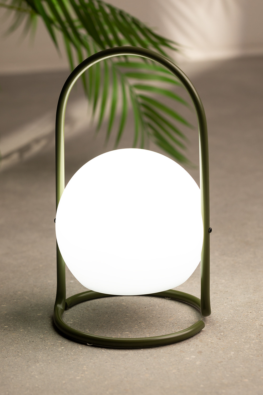 Outdoor Led Tischlampe Balum, Galeriebild 1
