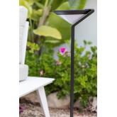 Aizah Outdoor Solar LED-Leuchtfeuer, Miniaturansicht 1