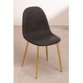 Stuhl aus Kunstleder Glamm, Miniaturansicht 1