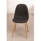 Stuhl aus Kunstleder Glamm, Miniaturansicht 3