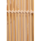Kub Rattan Deckenleuchte (Ø30 cm), Miniaturansicht 6