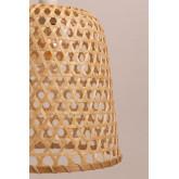Deckenleuchte aus Rattan (Ø30 cm) Kalde, Miniaturansicht 6