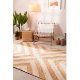 Naturjute-Teppich (243x156 cm) Jabiba, Miniaturansicht 1