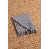 Karierte Decke aus majestätischer Baumwolle, Miniaturansicht 3
