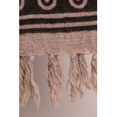 Karierte Decke aus Jopi-Baumwolle, Miniaturansicht 5