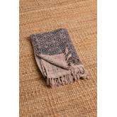 Karierte Decke aus Jopi-Baumwolle, Miniaturansicht 3