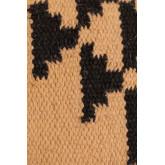 Quadratisches Baumwollkissen (50x50 cm) Kyle, Miniaturansicht 4