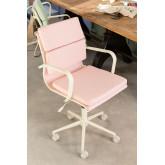 Bürostuhl auf Rädern Fhöt Farben , Miniaturansicht 4