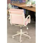 Bürostuhl auf Rädern Fhöt Farben , Miniaturansicht 5