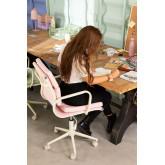 Bürostuhl auf Rädern Fhöt Farben , Miniaturansicht 2
