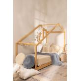 Baumwollteppich (180x120 cm) Arot, Miniaturansicht 1