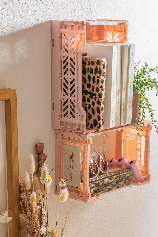Doli Falt- und stapelbare Kunststoffbox, Galeriebild 1