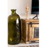 Boyte Vase aus recyceltem Glas , Miniaturansicht 2