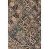 Baumwoll-Chenille-Teppich (185x127 cm) Eli, Miniaturansicht 2
