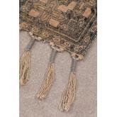 Baumwoll-Chenille-Teppich (185x127 cm) Eli, Miniaturansicht 4