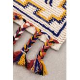 Teppich aus Wolle und Baumwolle (205 x 140 cm) Nango, Miniaturansicht 4