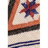 Teppich aus Wolle und Baumwolle (206x138 cm) Nango, Miniaturansicht 3
