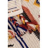 Teppich aus Wolle und Baumwolle (205 x 140 cm) Nango, Miniaturansicht 2