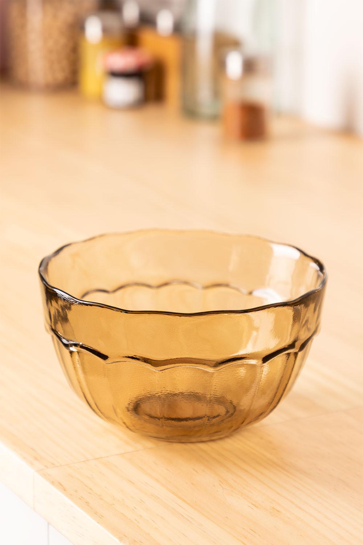 Kirk recycelte Glasschale, Galeriebild 1