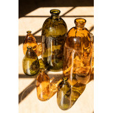 Boyte Vase aus recyceltem Glas , Miniaturansicht 4