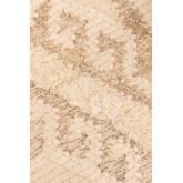 Teppich aus Wolle und Baumwolle (205x140 cm) Takora, Miniaturansicht 2