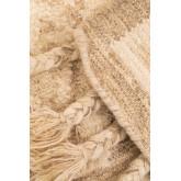 Teppich aus Wolle und Baumwolle (205x140 cm) Takora, Miniaturansicht 3