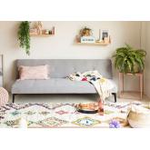 Decke Plaid in Baumwolle Fest, Miniaturansicht 6