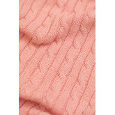 Decke Swaddle Benys Kids aus geflochtener Baumwolle, Miniaturansicht 5