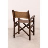 Madeo Leather Director Chair, Miniaturansicht 4