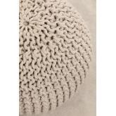 Greicy Knitted Round Puff, Miniaturansicht 3