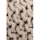 Greicy Knitted Round Puff, Miniaturansicht 4