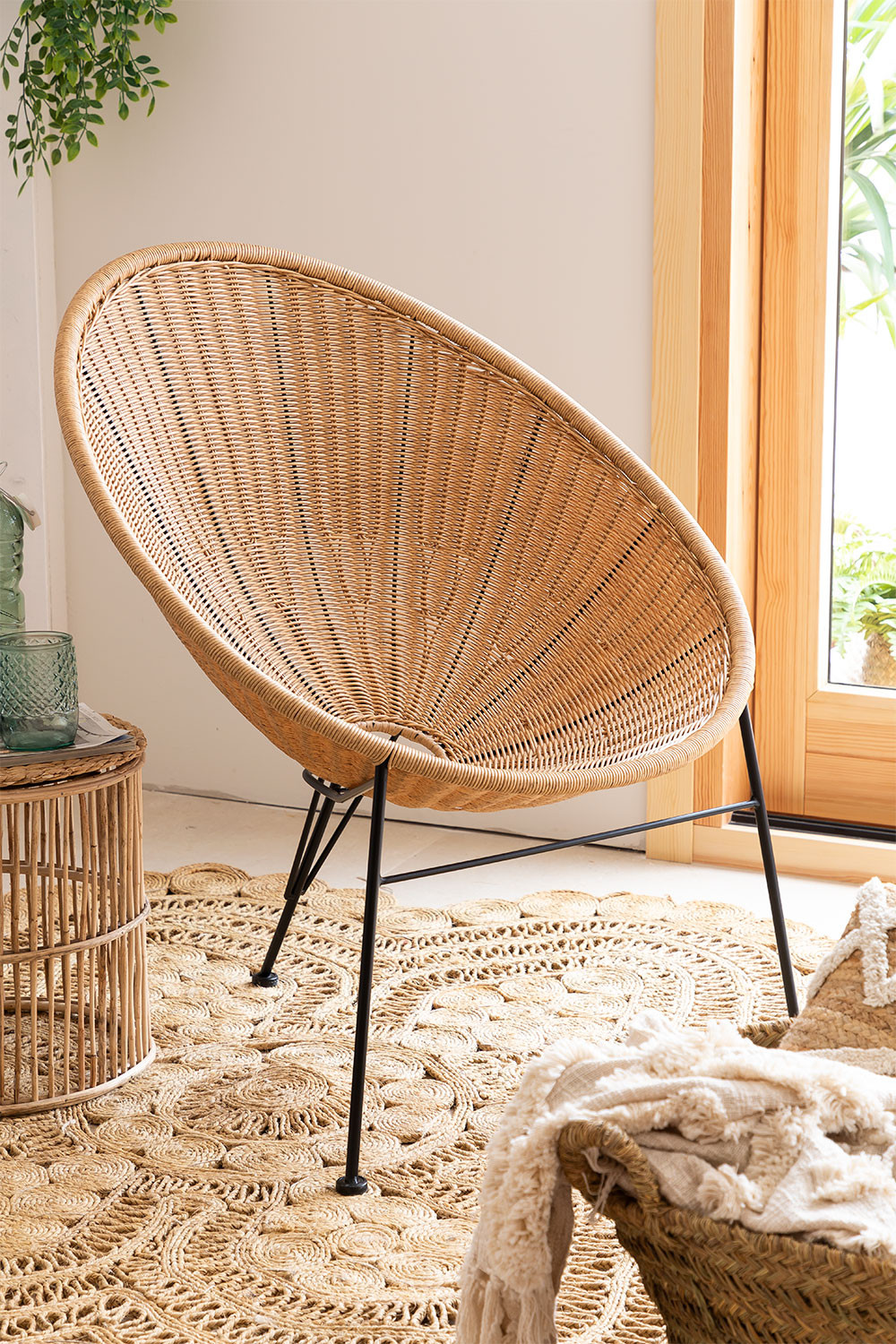 Acapulco Synthetic Wicker Armchair Sklum