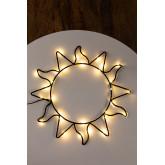 Melky LED dekorative Girlande, Miniaturansicht 4