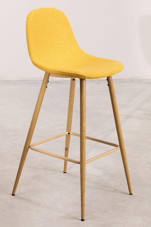 Glamm Fabric High Stool, Galeriebild 1
