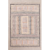 Baumwollteppich (183x126,5 cm) Smit, Miniaturansicht 1